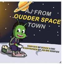 Cover AJ from Oudder Space Town