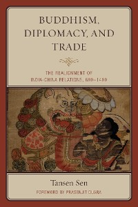 Cover Buddhism, Diplomacy, and Trade
