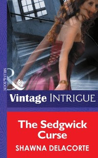 Cover Sedgwick Curse (Mills & Boon Intrigue) (Eclipse, Book 10)