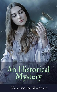 Cover An Historical Mystery
