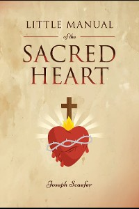 Cover Little Manual of the Sacred Heart