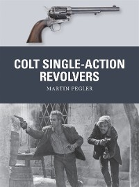 Cover Colt Single-Action Revolvers