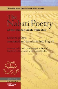 Cover Nabati Poetry of the United Arab Emirates