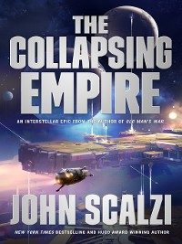 Cover The Collapsing Empire