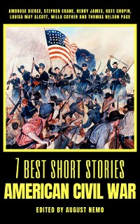 Cover 7 best short stories - American Civil War