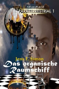 Cover Das organische Raumschiff (PARATERRESTRIAL 1)