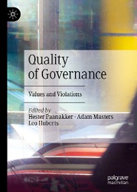 Cover Quality of Governance
