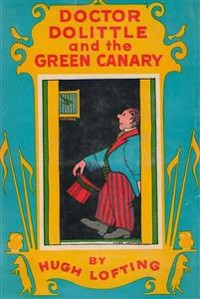 Cover Doctor Dolittle and the Green Canary