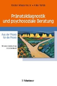 Cover Pränataldiagnostik und psychosoziale Beratung