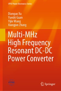 Cover Multi-MHz High Frequency Resonant DC-DC Power Converter