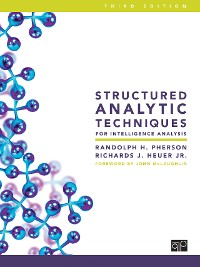 Cover Structured Analytic Techniques for Intelligence Analysis