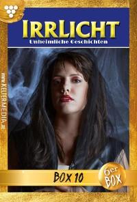 Cover Irrlicht Jubiläumsbox 10 - Gruselroman