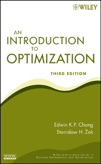 Cover An Introduction to Optimization