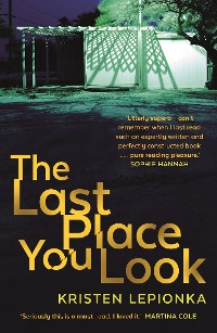 Cover The Last Place You Look