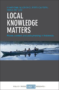 Cover Local knowledge matters