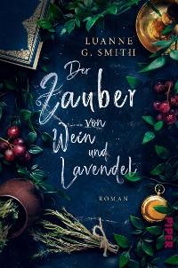 Cover Der Zauber von Wein und Lavendel