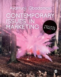 Cover Contemporary Issues in Marketing