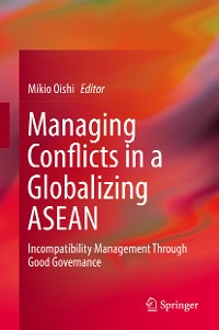 Cover Managing Conflicts in a Globalizing ASEAN