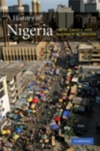 Cover History of Nigeria