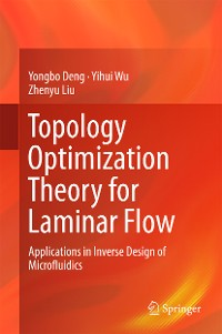 Cover Topology Optimization Theory for Laminar Flow