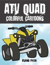 Cover Atv Quad Colorful Cartoons
