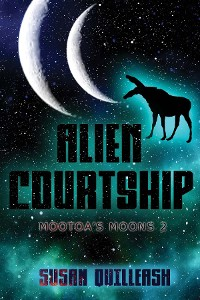 Cover ALIEN COURTSHIP