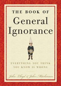 Cover Book of General Ignorance