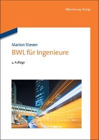 Cover BWL für Ingenieure