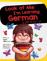 Cover Look At Me I'm Learning German