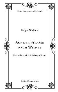 Cover Auf der Straße nach Witney