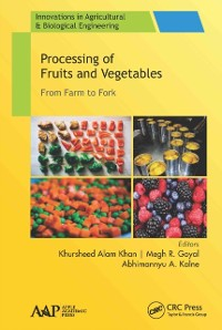 Cover Processing of Fruits and Vegetables