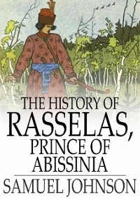 Cover History of Rasselas, Prince of Abissinia
