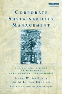 Cover Corporate Sustainability Management