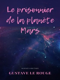 Cover Le Prisonnier de la Planète Mars