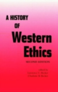 Cover History of Western Ethics