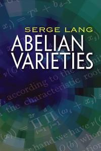 Cover Abelian Varieties