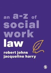 Cover An A-Z of Social Work Law