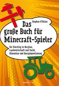 Cover Das große Buch für Minecraft-Spieler