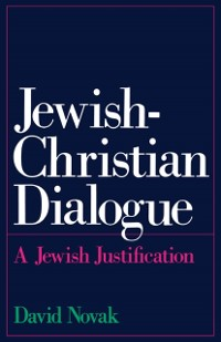 Cover Jewish-Christian Dialogue
