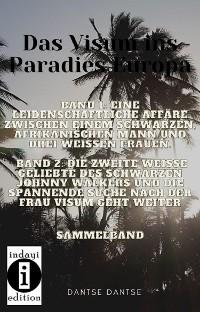 Cover Das Visum ins Paradies Europa – Sammelband