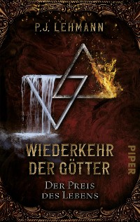Cover Wiederkehr der Götter – Der Preis des Lebens