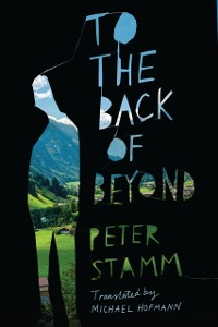 Cover To the Back of Beyond