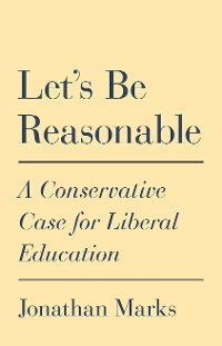 Cover Let's Be Reasonable