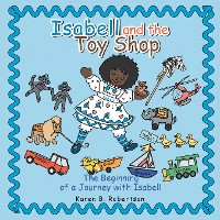 Cover Isabell and the Toy Shop