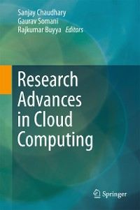 Cover Research Advances in Cloud Computing