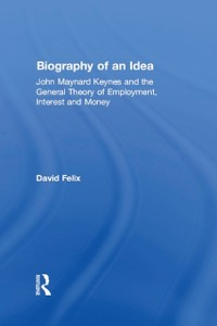 Cover Biography of an Idea