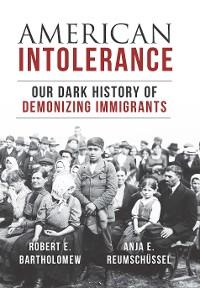Cover American Intolerance