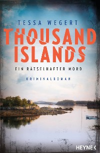 Cover Thousand Islands - Ein rätselhafter Mord