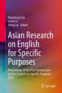Cover Asian Research on English for Specific Purposes