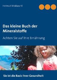 Cover Das kleine Buch der Mineralstoffe
